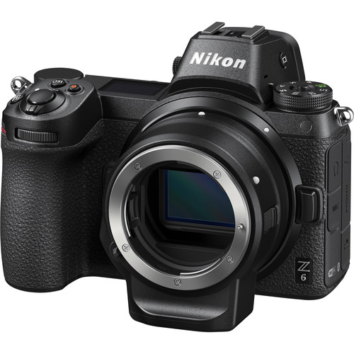 DPReview Tested Nikon Z6 Image Quality and Dynamic Range