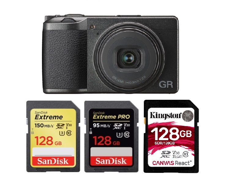 Best Memory Cards for Ricoh GR III | Camera Times