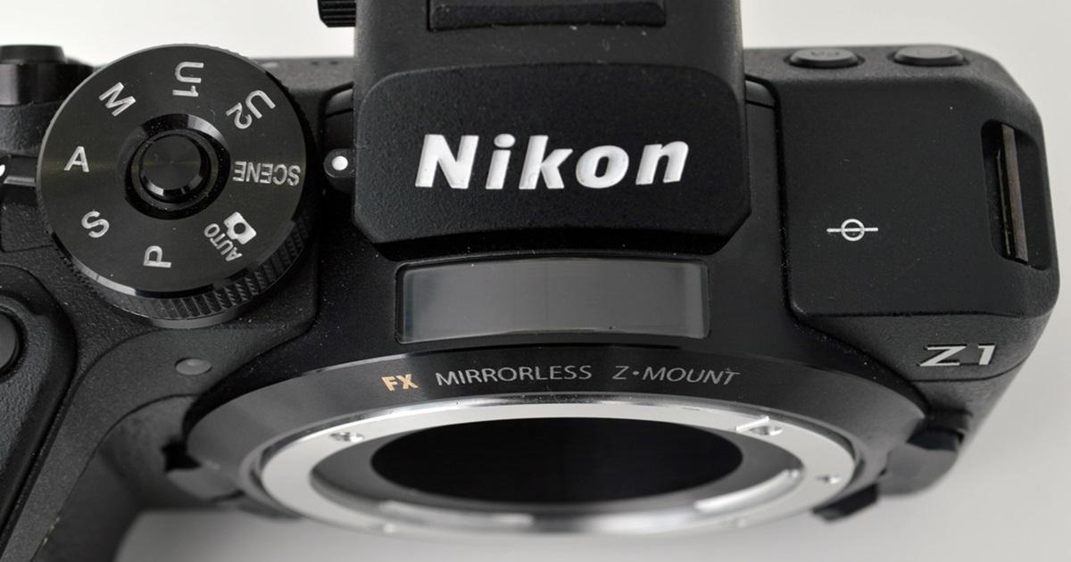 Nikon Z3, Z5, Z9 Mirrorless & Nikon D6, D7600, D5700 DSLR