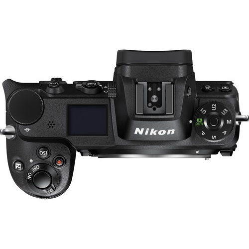 First Leaked Image of Nikon Z1 Full Frame Mirrorless Camera
