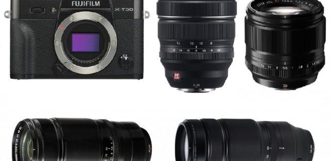 Fujifilm lenses | Camera Times