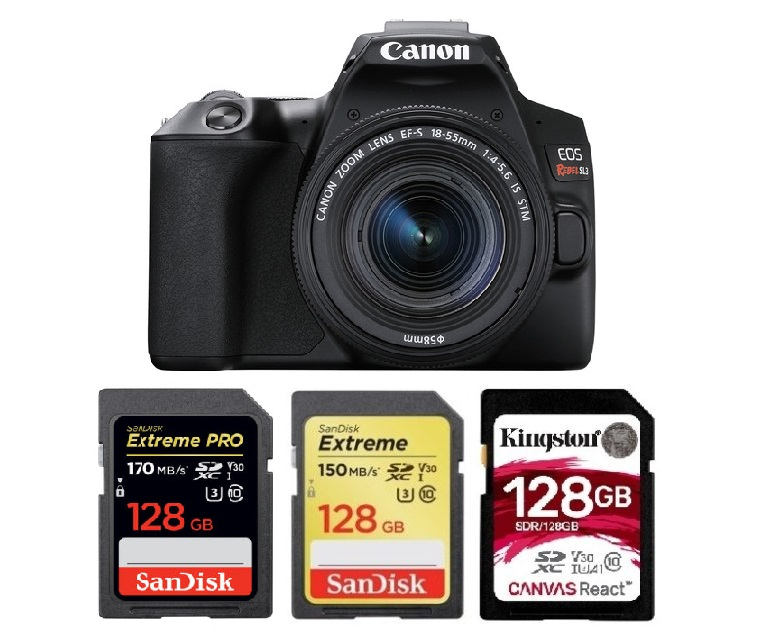 64GB SanDisk  150MB//s SD SDXC Memory Card For Sony Alpha A6000 Digital Camera