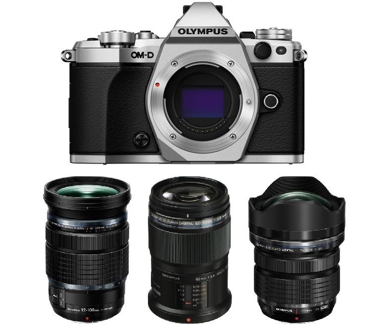 Best Lenses for Olympus OM-D E-M5 Mark II | Camera Times