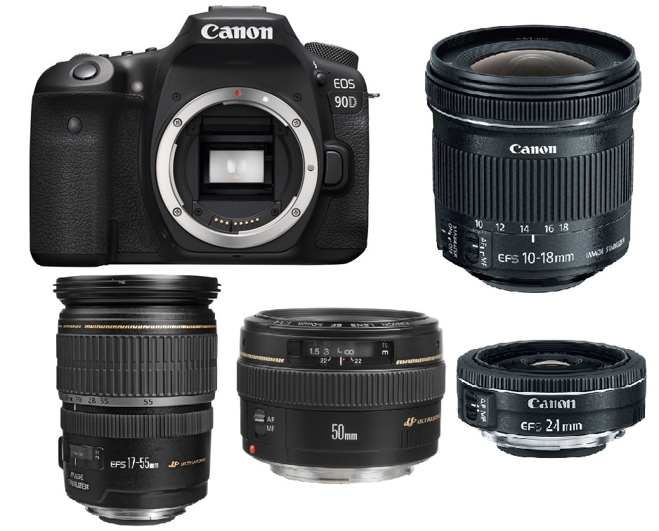 Best Lenses for Canon EOS 90D | Camera Times