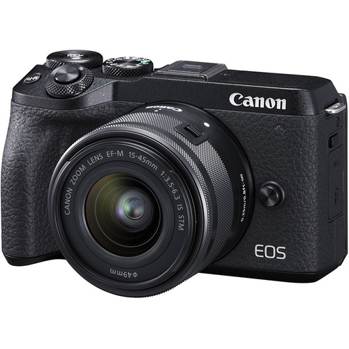 Canon EOS M6 Mark II Firmware Version 1.1.0 Now Available   Camera Times