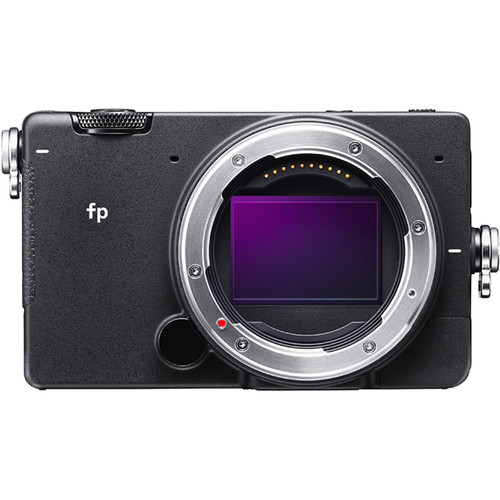 Sigma fp Firmware Update Version 2.02 Released