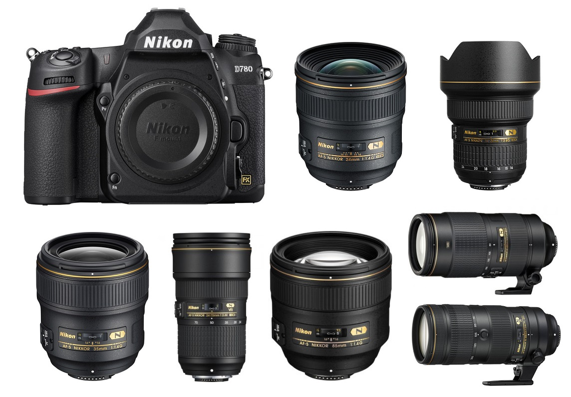 Best Lenses for Nikon D780 | Camera Times
