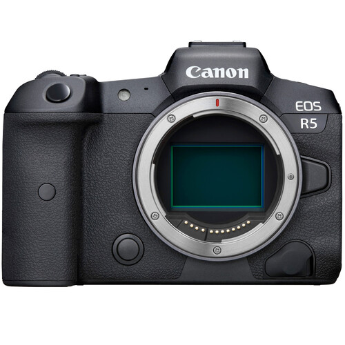 Canon EOS R5 won the No.1 Best Selling Camera in December 2020