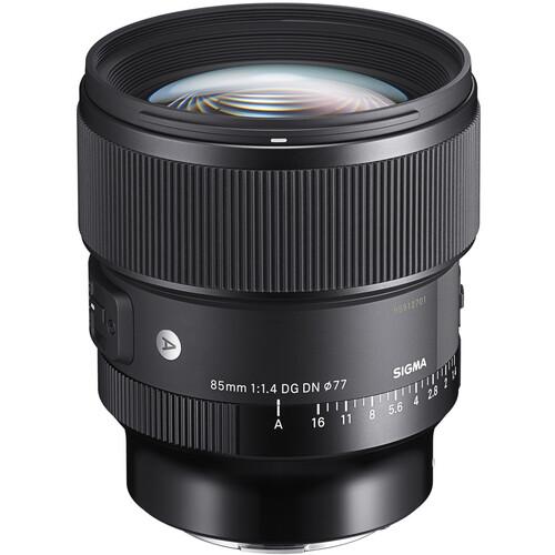 Sigma 85mm f1.4 DG HSM Art Lens (Canon EF Mount) | Keysers