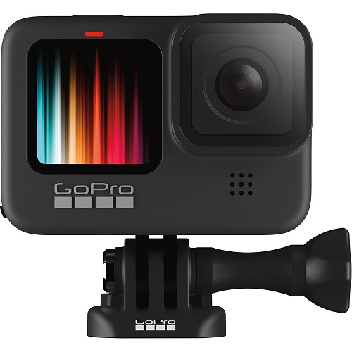 GoPro Hero 9 launched for vloggers at Rs 49,500: Here are ...  |Gopro Hero 9