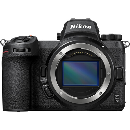 New Nikon Software Updates with Support for Nikon Z7 II & Z6 II